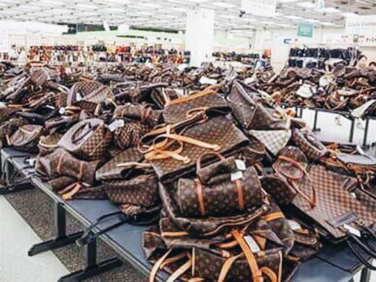 That Wild And Crazy Louis Vuitton Bags Sale In Tokyo The Bag Hag Diaries