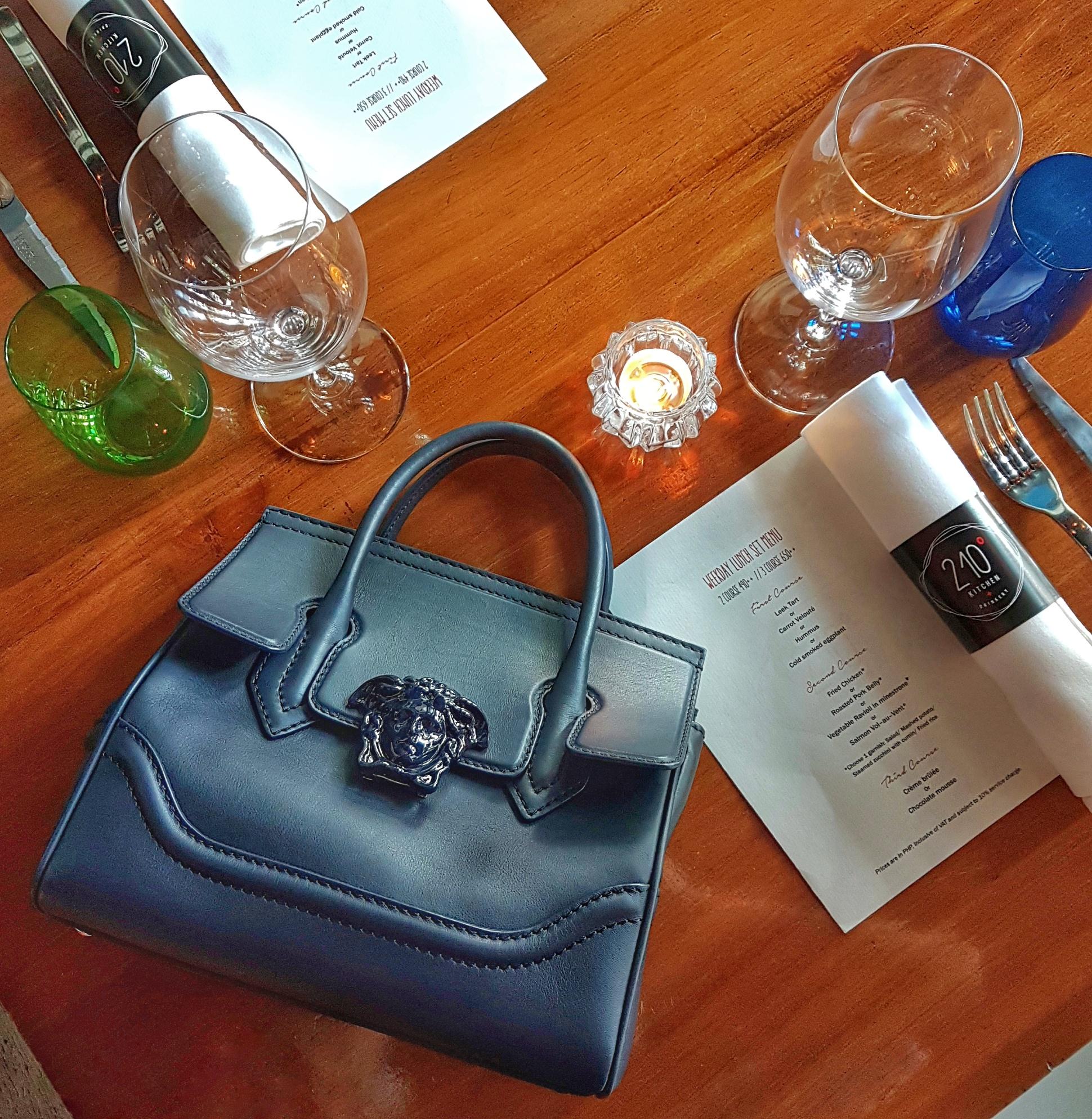 e9eb5c3ba1 Bag Review: Versace Palazzo Empire Bag – The Bag Hag Diaries