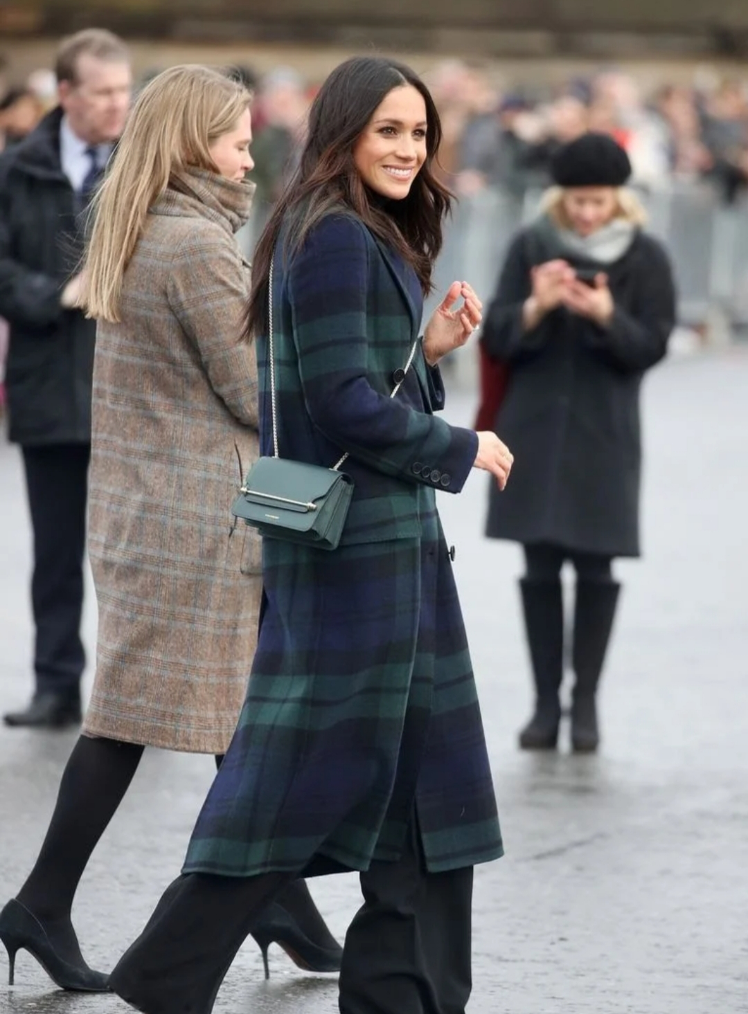 Royal Bags Another Strathberry For Meghan Markle The