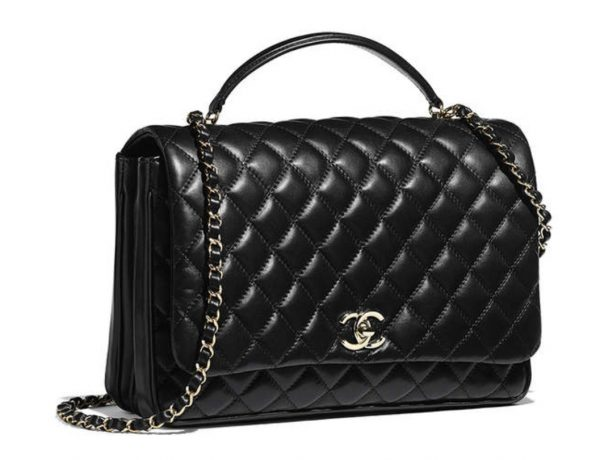 Bag Review Chanel Quilted Citizen Chic Accordion