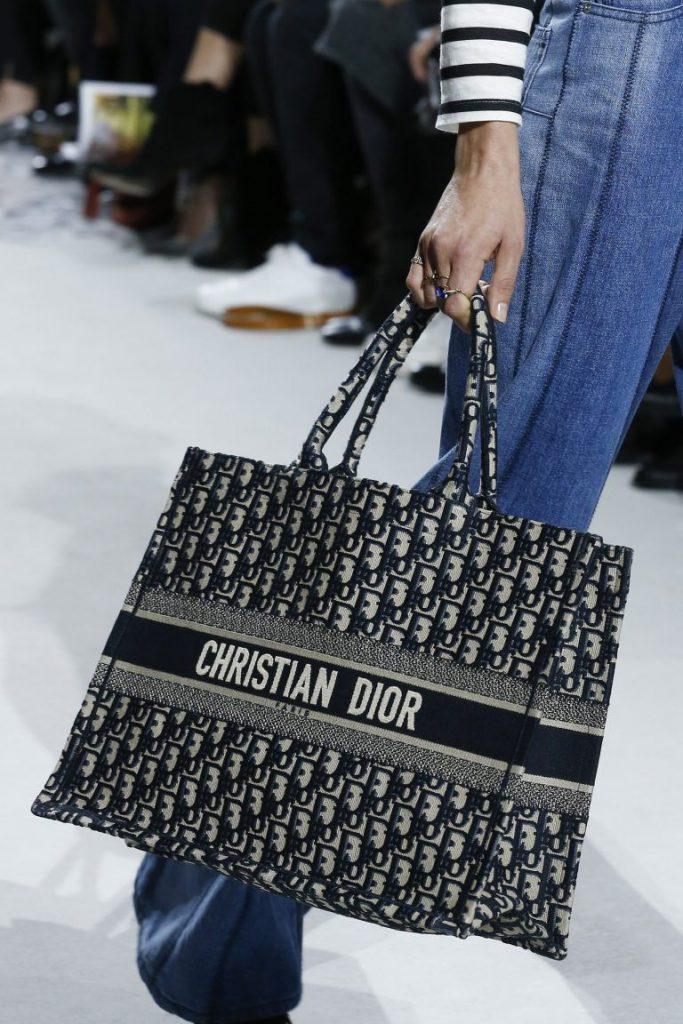 Bag Review Dior Toile De Jouy Book Tote The Bag Hag Diaries